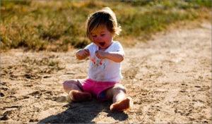 Brudne dzieci są szczęśliwe i.. zdrowsze