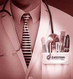 lekarz koncerny farmaceutyczne
