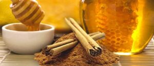 Miód i cynamon zastosowania