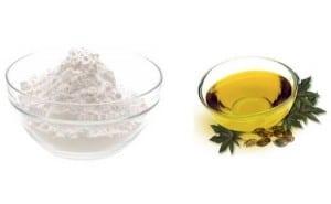 Olej rycynowy soda oczyszczona