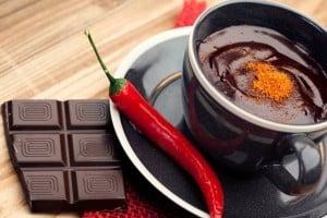 czekolada z chilli