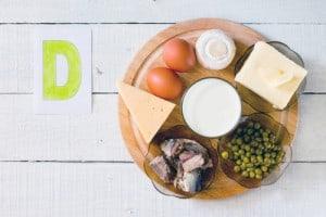 witamina D dieta