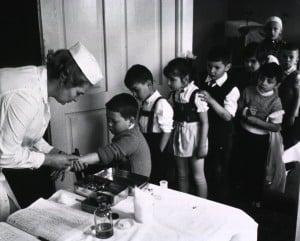 Historia szczepień