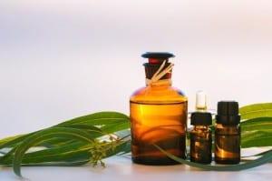 grypa olejek eukaliptusowy
