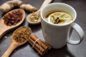 Herbatka na przeziębienie - niezawodne remedium, zawsze się sprawdza
