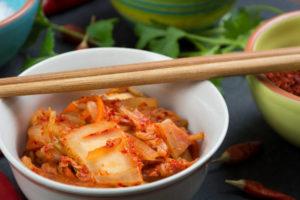 Kimchi koreański przepis