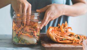 kimchi przepis właściwości zdrowotne