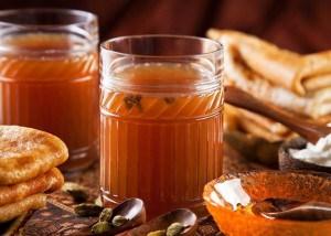 Zbiteń - rozgrzewający napój przeciw pasożytom i patogenom