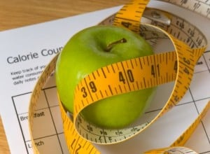 liczenie kalorii, mit kalorii