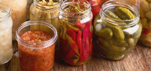 jak kisić warzywa przepisy na kiszonki