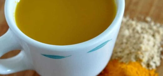 herbatka z kurkumy