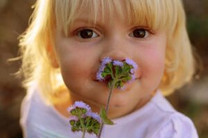 zioła dla dzieci i niemowląt