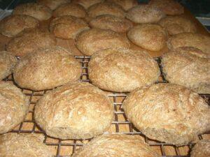 chleb ezechiela, chleb esseński