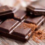 czekolada gorzka serce, mózg, depresja, odchudzanie