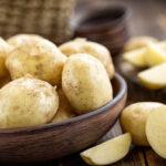 Ziemniaki nie tylko na talerzu. Kuracje lecznicze i liftingujące maseczki