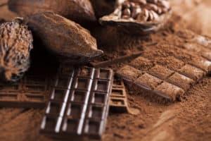 czekolada zdrowa gorzka