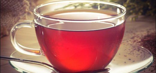 gałązek malin napar herbatka