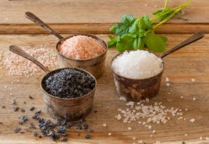 sól zdrowa niezbędna