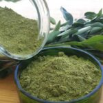 Liście curry - receptury na siwiejące i wypadające włosy
