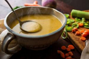 dlaczego zupy zdrowe są