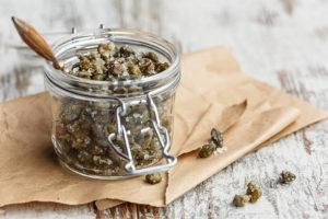 kapary w soli właściwości lecznicze