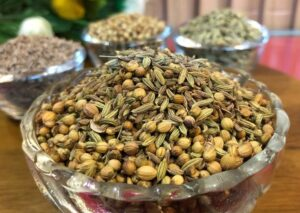 Ajurwedyjska herbatka na poprawę metabolizmu i odtrucie. Przepis