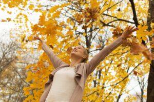 Płuca i ograny powiązane. Jak je wzmocnić jesienią ziołami