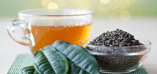 zielona herbata, cynk EGCG, covid 19