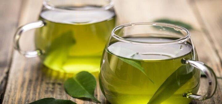 Zielona herbata zdrowia i urody doda. Receptury i zastosowania
