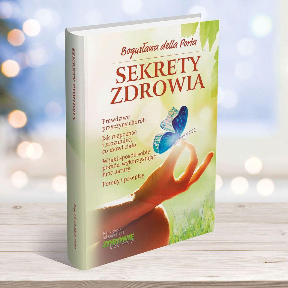 sekrety zdrowia książka