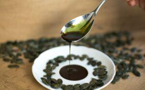 jak zrobić olej z pestek dyni przepis