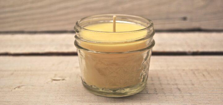 Jak zrobić świece z wosku pszczelego