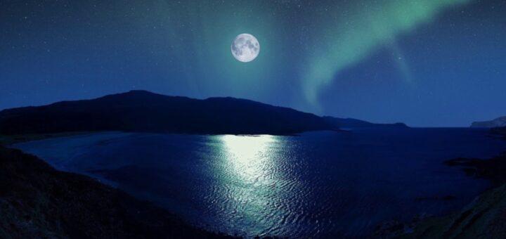 Księżycowa kąpiel - uzdrawiająca siła światła Księżyca
